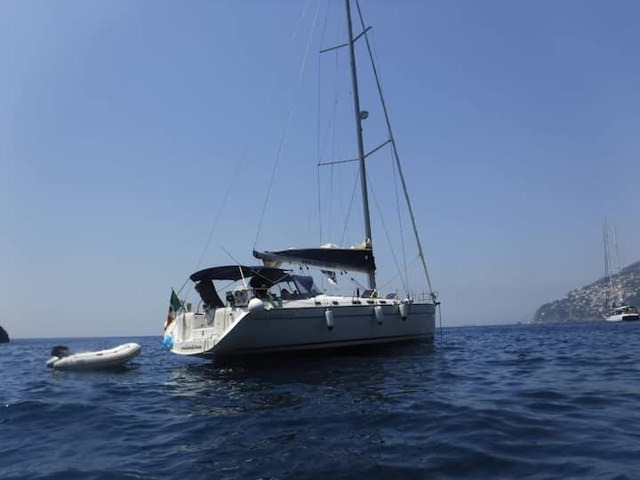 Sail Adventure escursioni con pernottamento