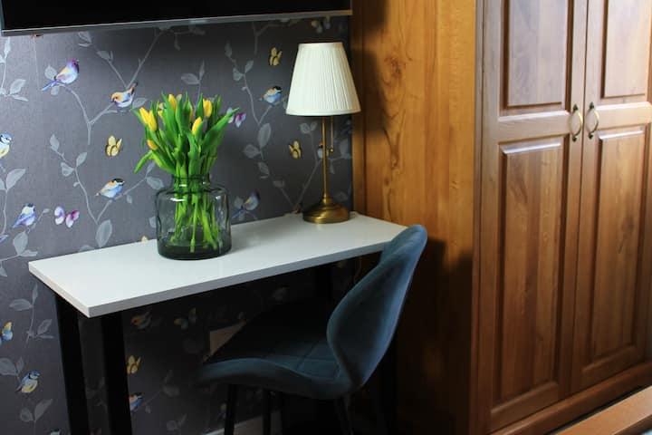 Tesla's Gastro House Plitvice  -Apartment Birds