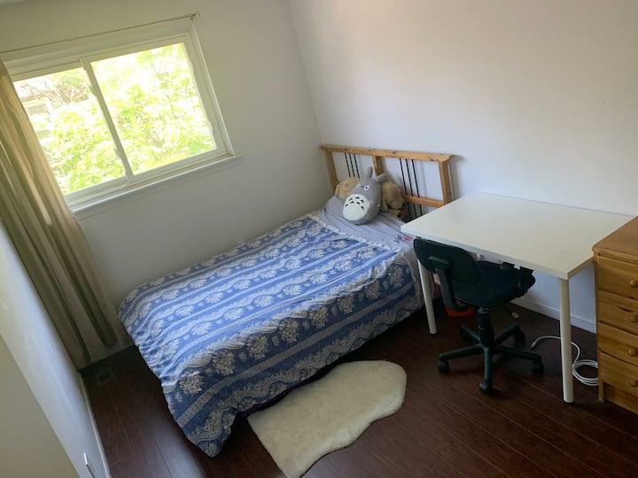 Cozy room, breakfasts everyday+1 dinner/week