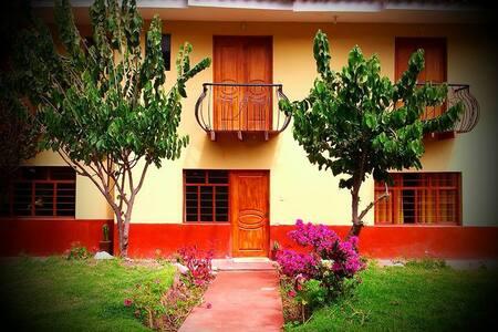 Casa de campo Hostal Valle Urubamba - Urubamba