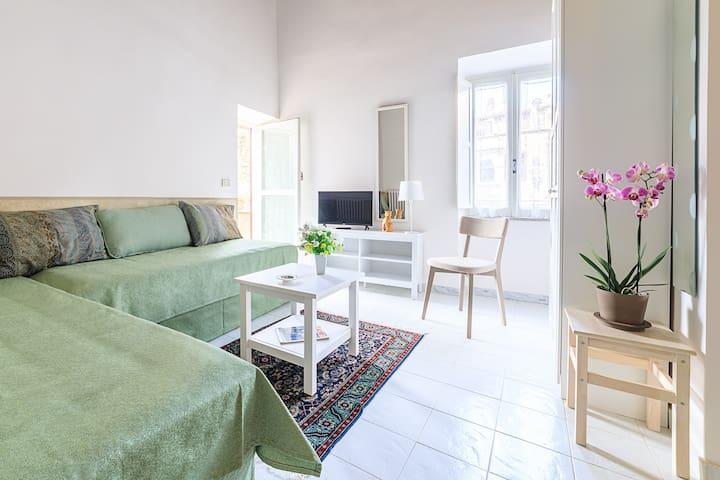 Per un soggiorno luminoso e con vista - Bright accomodation featuring an extraordinary view