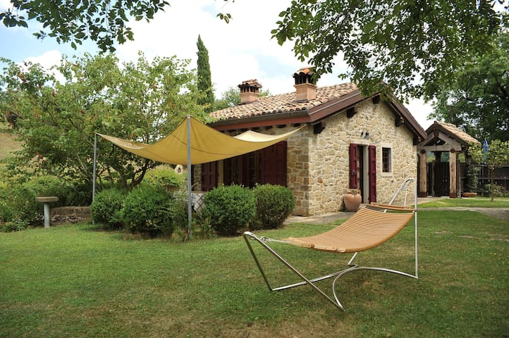 Private house in Tuscan-Emilian Apennines