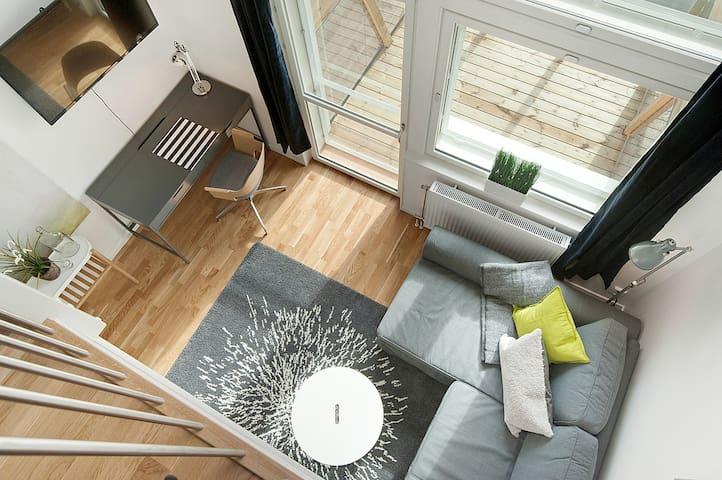 Stockholm Hotel - Sollentuna - Apartment