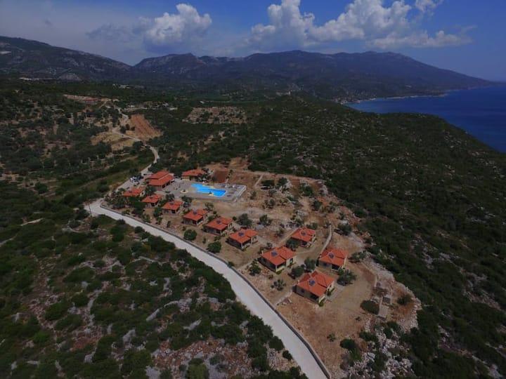 Samos' Resort Kaladakia Villas No5