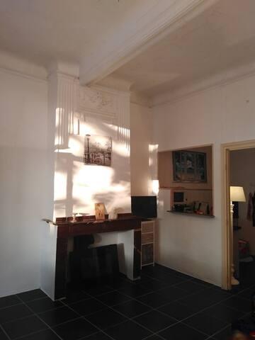Appartement Agde centre historique