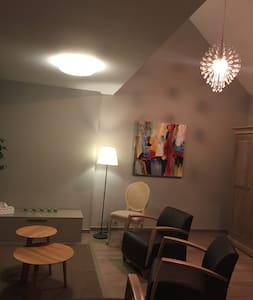 Center Appartement met parking - Ieper - Apartment