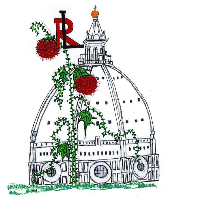 LR   La Loggia & La Rovaia Rentals  tourist rentals in Tuscay and Veneto, Italy