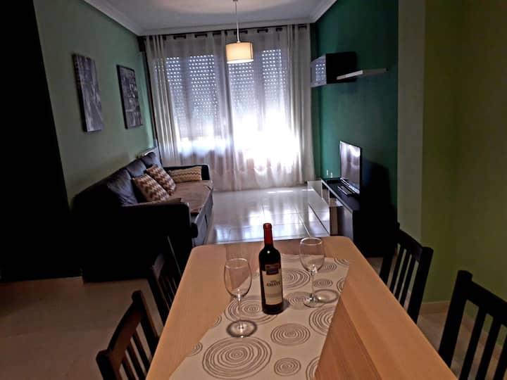 Apartamento Nafarruri