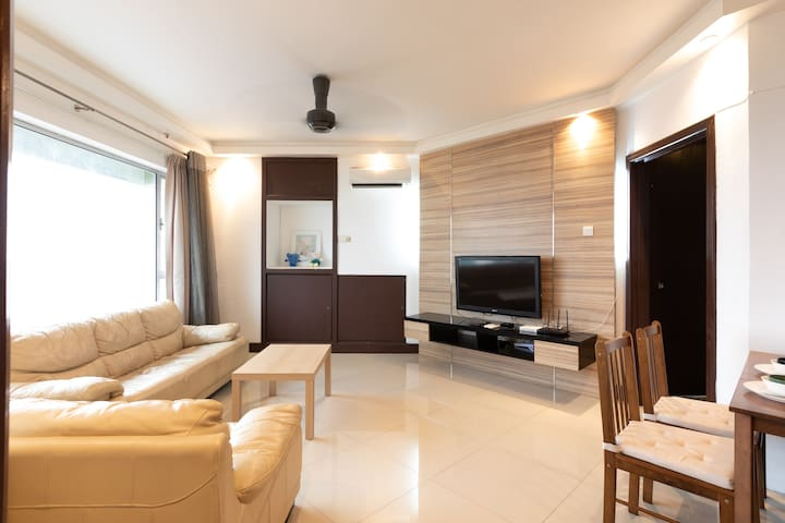 SuCasa Dream 2bedroom at Ampang KLCC 5min| 6pax