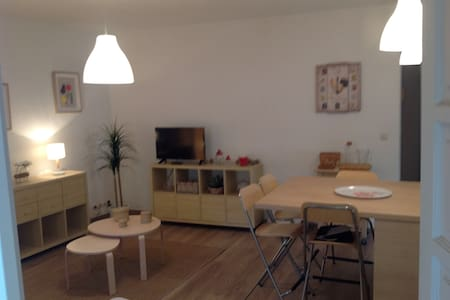 coquet confortable connecté fibre!! - Perpignan - Apartment