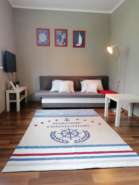 Apartament typu studio -Marina Warlity Ostróda