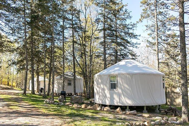 Eagles Nest Yurt