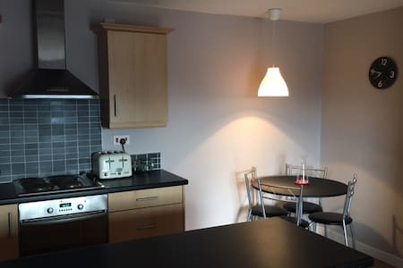 Whole apartment ideal for weekend trips. - Preston - Apartamento