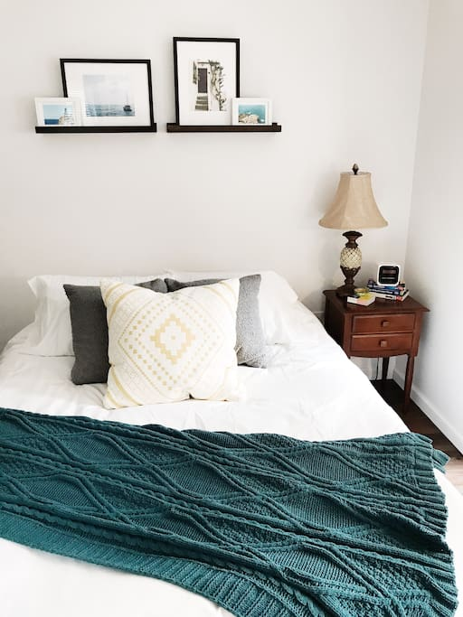 We have custom pillows for side and stomach sleepers as well, take your pick!