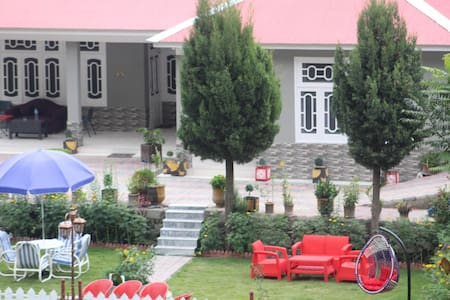 La Casa Resort kumrat Road Upper Dir