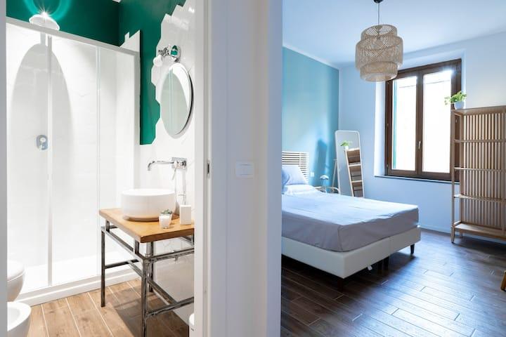 Accogliente stanza privata nel centro di Pistoia