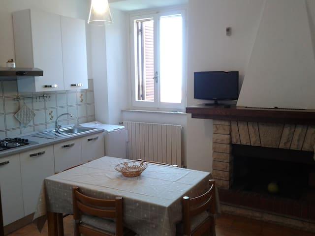 Appartamento in Versilia - meravigliosa vista mare - Pietrasanta - Lägenhet
