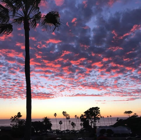 Another amazing sunset in Encinitas