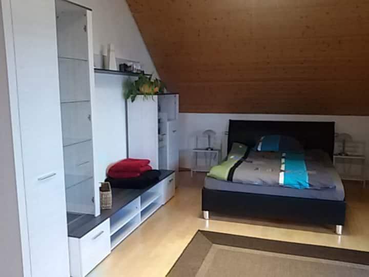 Schöne Wohnung für 1 bis 5  Personen