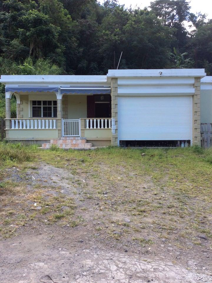 House for seasonal rental