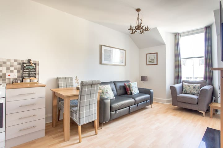 Edinburgh Royal Mile Apartment Recently Renovated