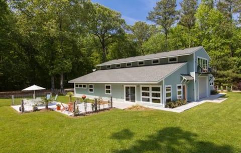 The Modern Barn at Hunt Club Farm