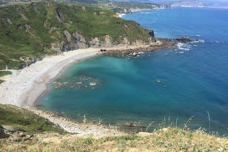a 200 metros de la playa y excelentes vistas. - Sopela
