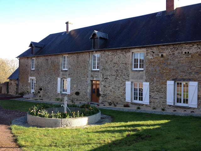Le Pressoir du Grand Pere offers Bed and Breakfast - Parfouru-sur-Odon - Bed & Breakfast
