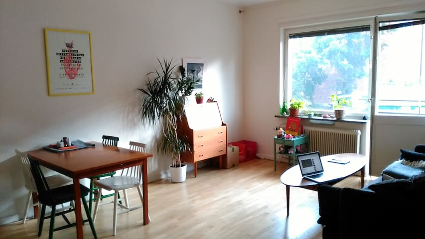 Cosy well located apartment near Södermalm - Stockholm - Apartmen