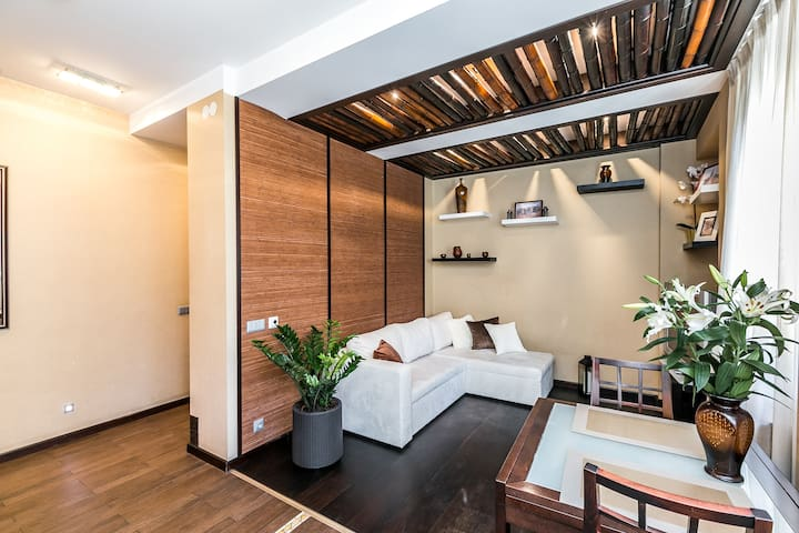 ☆ Luxury apartment with parking ☆