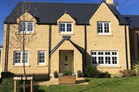 Double Bedroom Ensuite in Cotswold Family Home - Winchcombe - Ház