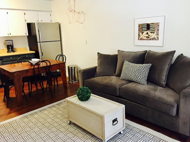 Lovely 1BR in Music Row! - Nashville - Appartement en résidence