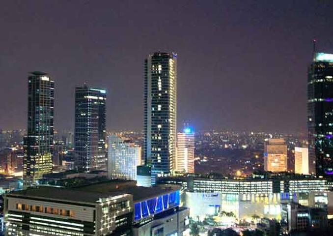 Great Apartment Near Thamrin Sudirman Area Jakarta