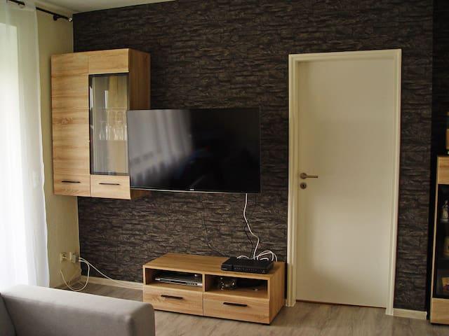 TV mit Receiver (Internetfähig)