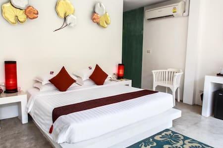 Contemporary Tamarind Studio Type2 - Hua Hin - Bed & Breakfast