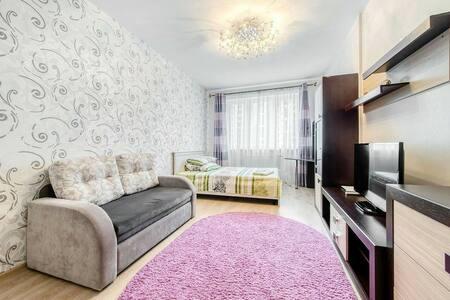 Уютная современная квартира