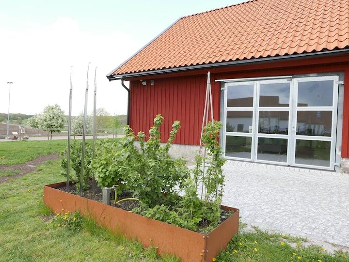 Studion på Fulltofta Gård.