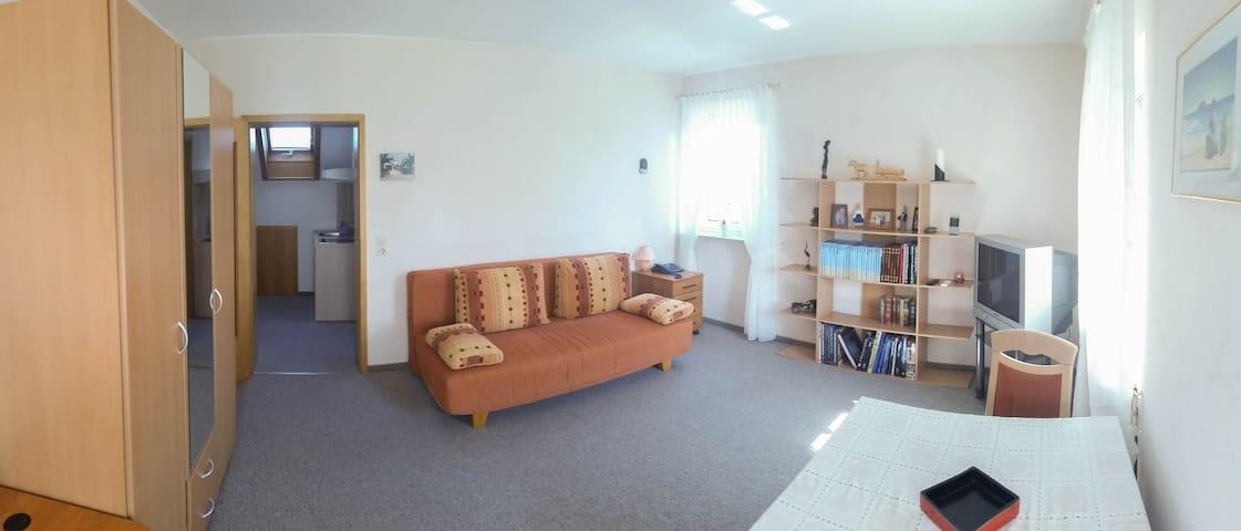 Nichtraucher- 1-Zimmer-Appartement mit Küchenzeile - Ahnatal - Byt