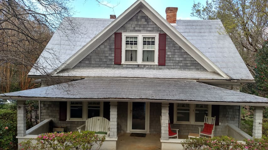 Historic Cottage in Tryon