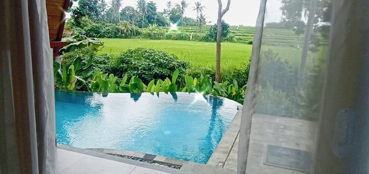 Ubud 2bedroom Villa with private pool