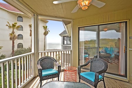 Two Level Condo on the Top Floor! - Isle of Palms - Wohnung