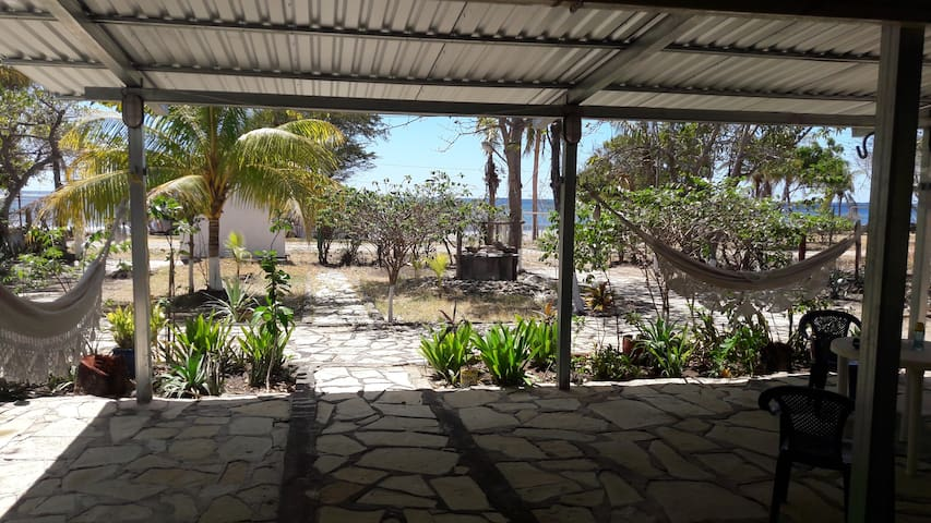 Casa en Playa El Velero, Leon, Nicaragua - Nagarote - Hus