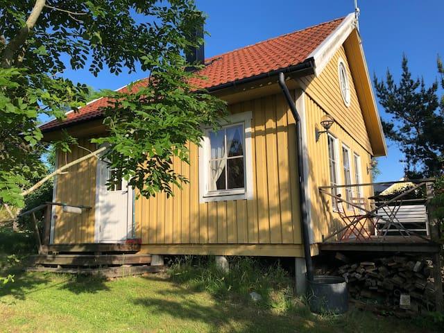 Villa Solhem, Stämmarsund