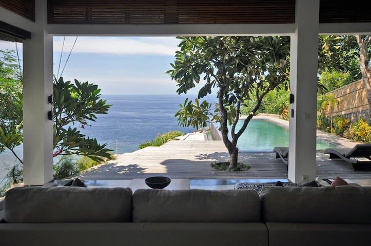 Villa Segara Tari - Bali Bunutan Lean, Bali, Indonésie - Casa