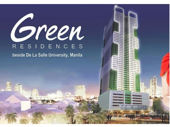 Fully furnished Studio Suite at Green residence