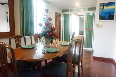 2BR Apartment Sathorn - 曼谷 - 公寓