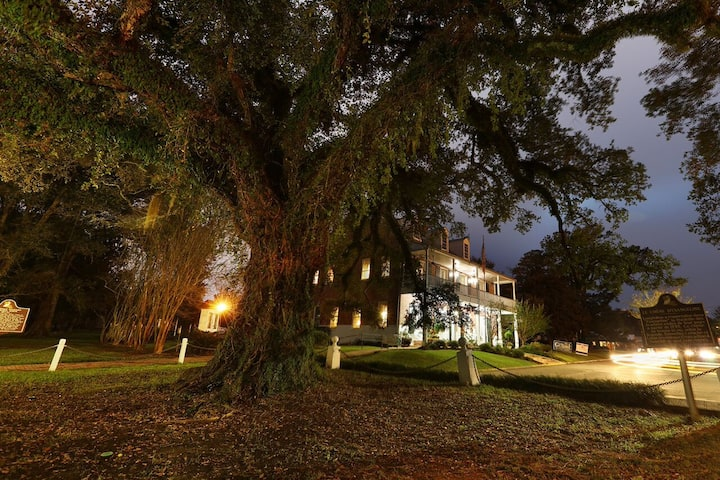 Old Castillo Bed & Breakfast - Chambre De Teche