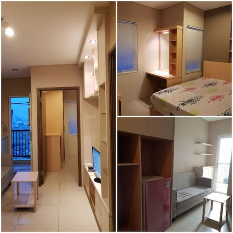 COZY place near  Ancol  for 6 people APT.NORTHLAND