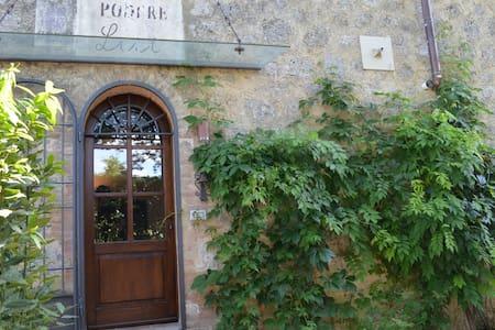 Farmhouse Lisi, authentic Tuscan hospitality - Ville di Corsano