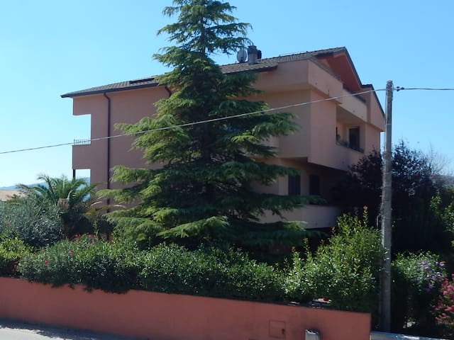 Le Rosette        Apartment near Assisi - Cannara - Huoneisto